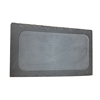 Cheap Black Slate Plates Natural Stone Plate For Kitchen