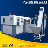 New Product High Speed Automatic and Bottle Application PET/PP/PC Injection and Blow Molding JS-6000