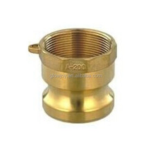 high quality type A brass types of pump coupling,brass nipple coupling
