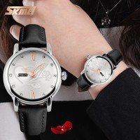 Leather branded watches for girls new promotional products 2015