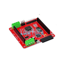 Funduino Full color RGB 8 8 60m LED Dot Matrix Screen Driver Board Kit with RS232 Serial Module Dupond Cable FZ0600