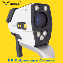 Colposcope with Sony Camera