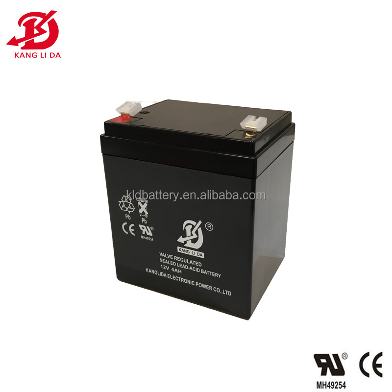 rechargeable lead acid battery 12v4ah