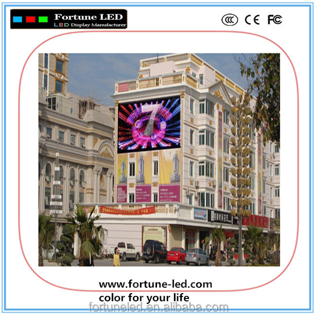Hot Selling colorful china factory direct sale p6 outdoor full color led display xxx video xx
