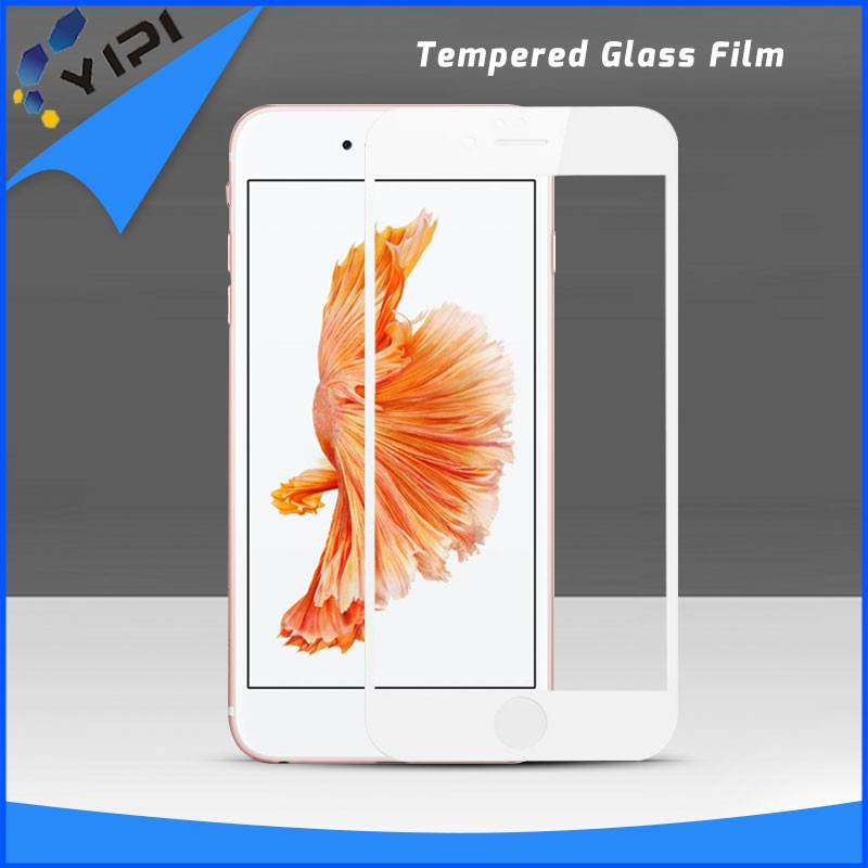 0.3mm 3D full cover film for iphone glass screen protector