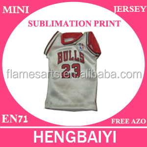 Mini Soccer Jersey ,Sublimation Mini Footable Jersey,Mini basketball jersey