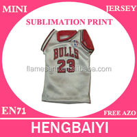 Mini Soccer Jersey Sublimation Mini Footable