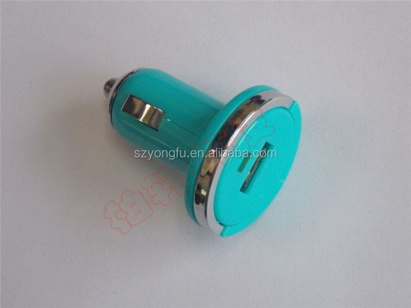 High Quality 5V 1A 5W Micro USB Car Charger for electronic product on sale