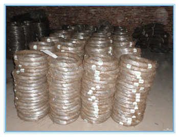 BWG21 Black annealed wire
