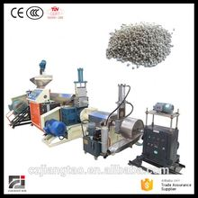 Top quality promotional pe flake pelletizing line