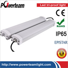 LED tube High quality diffuser IP65 Waterproof light fitting