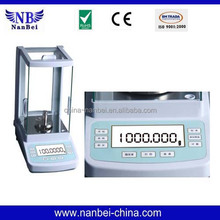analytical electronic counting balance