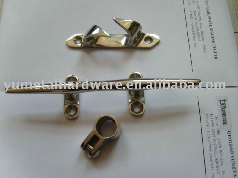 Stainless Steel Stanchion Base Marine Hardware