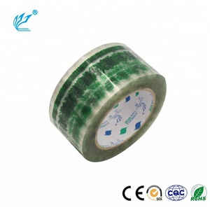 Supply Water Based Acrylic Adhesive full form of bopp tapes Customized Tape Printing