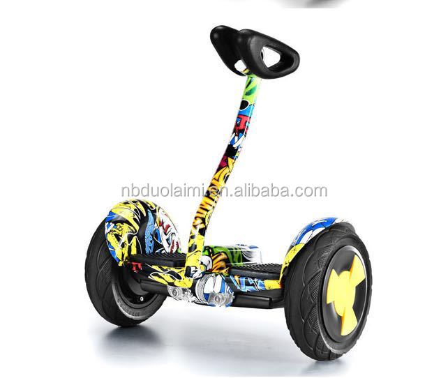 multifunctional two-wheeled electric chariot with lithium battery