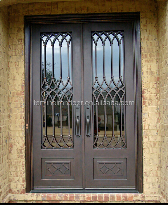 2016 Victorian Cast Iron Gates Main Entry Entrance Iron