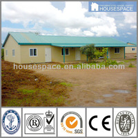 small prefab one story villas for sale