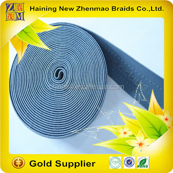 superior quality nylon jacquard elastic tape