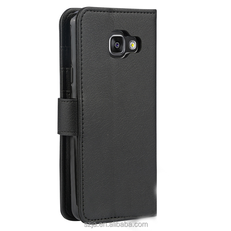 cell phone wallet case for Samsung Galaxy J7 Prime universal smart phone wallet style leather case