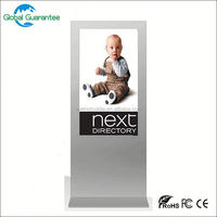 pos lcd digital signage video player