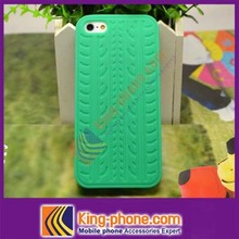 custom made super soft blank silicone mobile phone case for iphone5,custom made silicone phone case