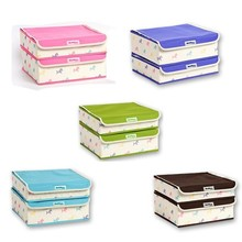 5 colors small size underwear storage organizers with NYlon xoford(FH-FC044)