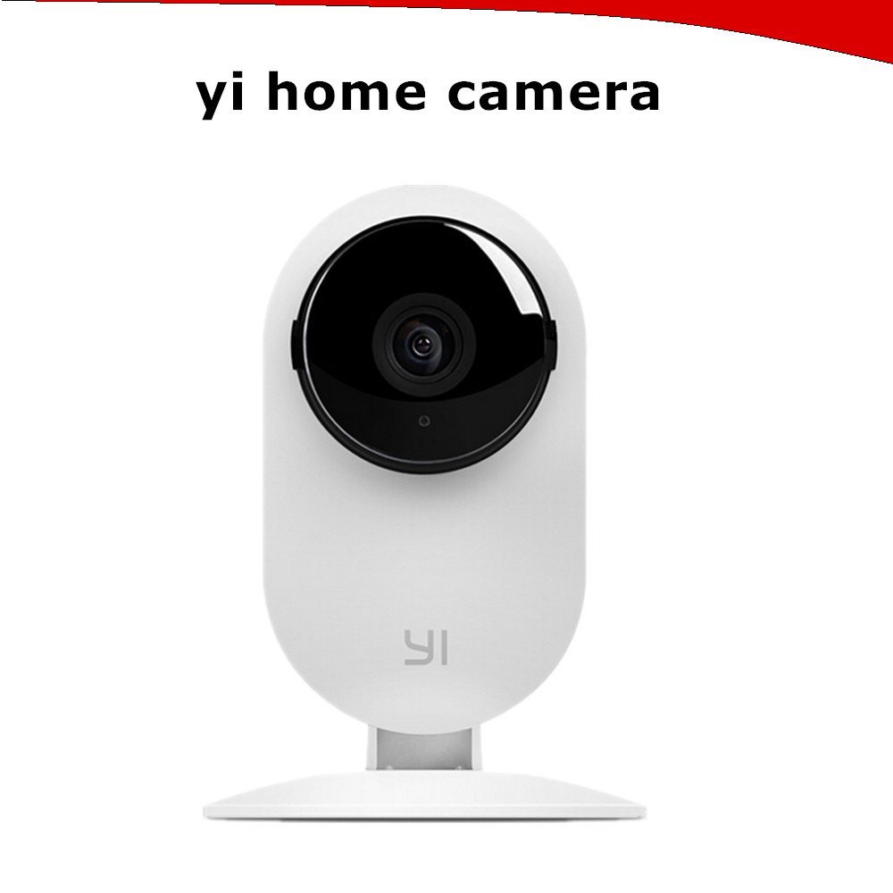 Original Yi Camera HD 720P Xiaomi yi style ip camera wifi wireless cctv security kamera night vision webcam
