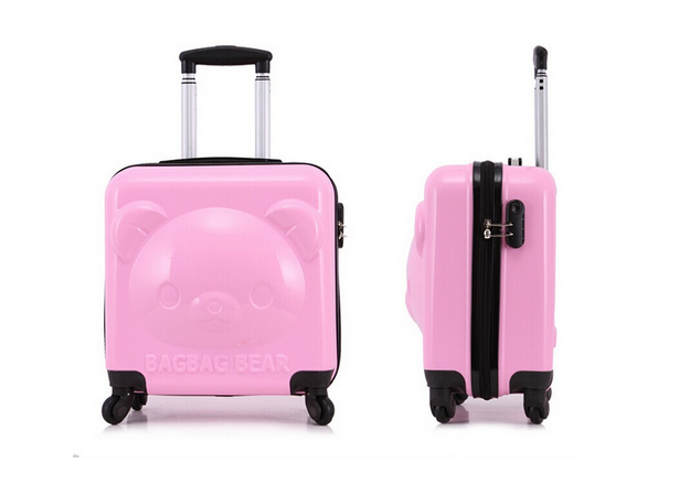 New best mini kids trolley luggage suitcase wholesale
