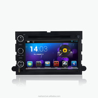 "7"" Android 4.4.2 HD Touch Screen Car Mp3 player for Ford Mustang Expedition Fusion Explorer with GPS Navigation 3G Wifi BT"