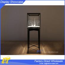 Custom watch displays showcases watches window display