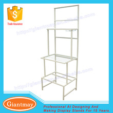 Multifunctional commercial retail shop metal rain umbrella display rack