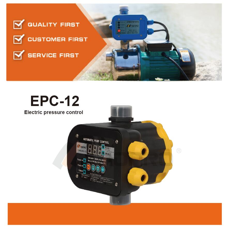 2017 Monro EPC-12 digital pressure controlled for water pump