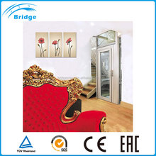 china cabinet door lift home elevator 4 person passenger lift