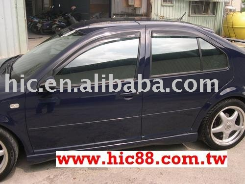 Window Deflectors for Volkswagen Bora
