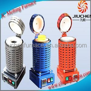JC 220V 1500W Small Copper Lead Metals Melting Pot for Sale