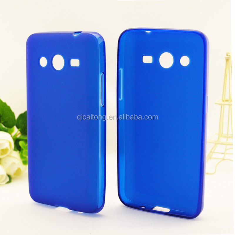 mobilephone pudding gel tpu cover for samsung galaxy core 2 G355H