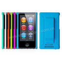 Hard shell PC accessory case for ipod nano 7