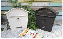 Wall mount residential mailboxes for sale