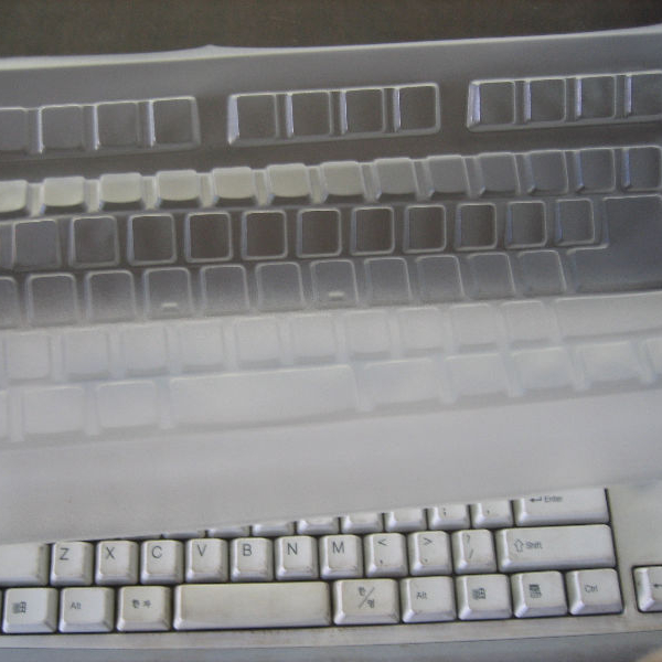 Desktop computer keyboard cover/dustproof cover for SAMSUNG