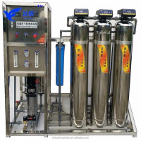 500 liter per hour mineral water plant machine/RO water plant/small size water filling machine in good price