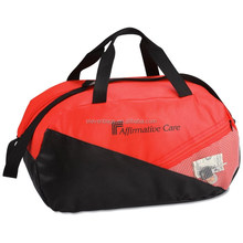 2016 Washable Black Athletic Bags,Promotional for Teen Sports Bag