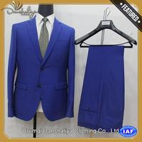splice men dress suit with CE certificate