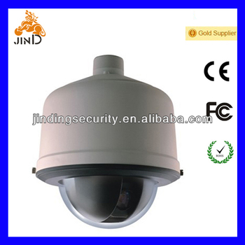 6 Inch 360 Anti-theft HD-SDI Integrated High-Speed IP66 Dome Camera