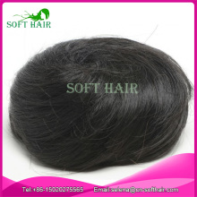 Hair Bun Accessories Wholesale Cheap Price High Quality Indian Human Hair Black Hair Chignon
