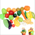 kids plastic vegetable toys