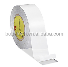 3M 427 Aluminum foil backing with acrylic adhesive,linered , 0.12mm thick