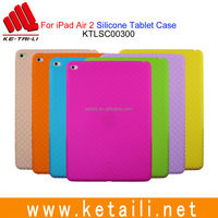 Protective silicone cover for ipad air 2 welcome OEM