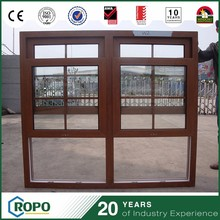 Apartment section double side-hung window drill design