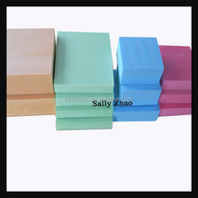 High quality extruded polystyrene sound insulation board