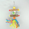 pet accessory color bird swing toys for pet birds T32